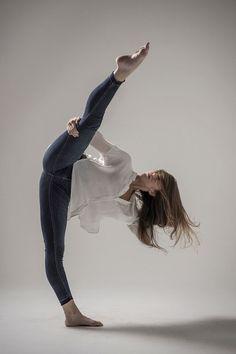 Dancing stretching
