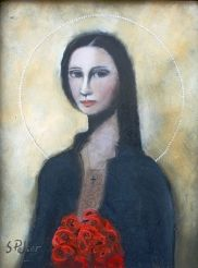 a30998 Favorite Subject, Mona Lisa, Alice, Things To Come, Drawings, Artwork, Artist, Painting, Image