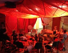 Red Tent Communities of Chicago: Tending to Home Sometimes, you don't have to travel far to find your tribe. Sometimes, a wealth of community, sisterhood, and inspiring conversation finds you right where you are. READ MORE at: http://redtentmovie.wordpress.com/2014/08/01/red-tent-communities-of-chicago-tending-to-home/