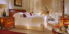 RACHELLE SAYS ; 4.5  star Hotel Principe di Savoia – An Elegant Sophisticated Classic with highly regarded service.  Part of the Dorchester collection