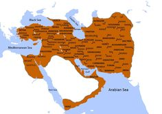 The Sasanian Empire spanned 2.55 million square miles at its peak in 621 and was the last Iranian empire before the rise of Islam. It fell around 651 following economic decline and conquest by the Islamic caliphate. Greatest Empires in History - Business Insider