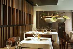 Sala planta baja del restaurante La Barra del Caciquito