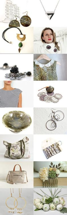 Sage by D.K. on Etsy--Pinned with TreasuryPin.com