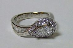 Order made bridal ring
