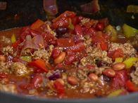 Jamie's Award-Winning Chili Recipe : Jamie Deen : Food Network