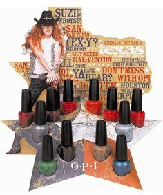 2011-OPI Texas Collection