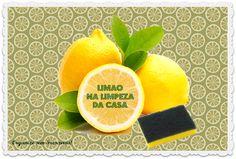 Organize sem Frescuras!: 15 super dicas utilizando limão na limpeza da casa