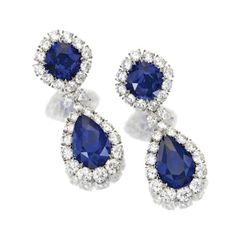 sotheby's jewellery | selection of sapphire jewelry sold @ Sotheby's, Magnificent Jewels ...