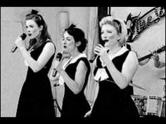 The Puppini Sisters # Crazy In Love (remix)