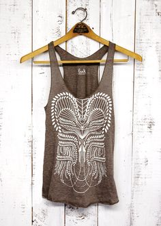 Eden Tank  womens triblend tank  by Bark Decor by barkdecor, $26.00