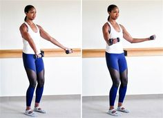 Tone Up Tuesday: Bicep Pulses