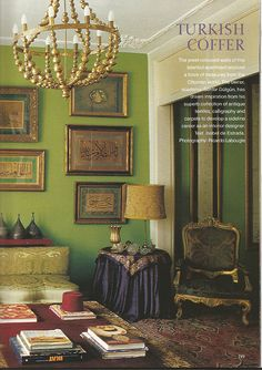 Serdar Gülgün - World of Interiors may 2005