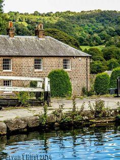 Cromford Mill, Derbyshire UK