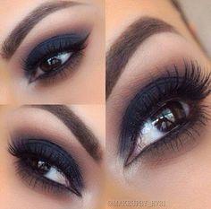 Ojos #makeupideasforbrowneyes