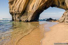 Penedo do Guincho, Praia de Santa Cruz, Torres Vedras, Portuga