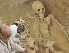A team of archaeologists have uncovered the skeletal remains of a giant in the Bulgarian city of Varna. Located on the eastern shores of the Black Sea, Varna is now a major tourist attraction. The area has a rich culture and its history goes all the way back to 5,000 BC.