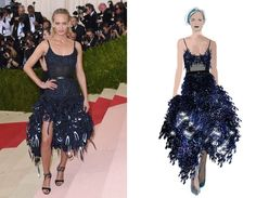 How a Fast Fashion Brand Made Some of the Best Dresses at the Met Gala