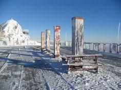 Panoramaterrasse Hintertuxer Gletscher