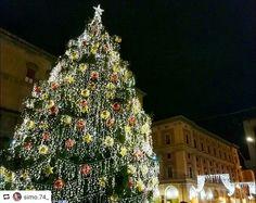 Iniziamo a sentire l'atmosfera natalizia di Bologna grazie alla foto di @simo.74_   Christmas is coming.... #christams #christmastime #christmastree #natale2017 #lucidinatale #christmaslights #bologna #bolognaèunaregola #postcards_from_bologna #bolognacentro #italy #ig_bologna #ig_italia #igers #igersbologna #igersitalia #loves_bologna #labellabologna #mylovelybologna #volgobologna #vivobologna #twiperbole #italiainunoscatto #instalike #picoftheday #photooftheday #instapics #instapicture…