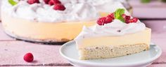Ozvláštněte si malinový cheesecake příchutí manga, uvidíte, že se k sobě náramně hodí. Mangovo-malinový cheesecake je snadný desert pro letní dny.