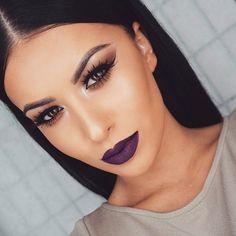 purple-lipstick-autu