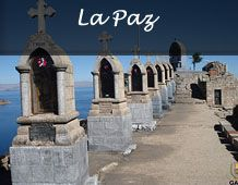 enjoy a trip to the country of Bolivia and knows his capital city of La Paz.
