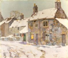 Stanley Royle Landscape artist