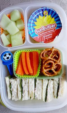 Mamacado: 6 Allergy-Friendly School Lunch Ideas and Giveaway