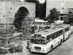 Ein weiteres Bus-Bild aus dem Jahr 1978 am Hamtor.