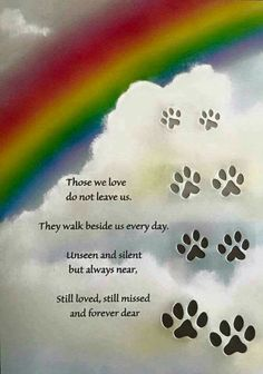 Pet Loss Poems - Celebrating the Love and Lives of Our Dogs Always by your side. Pet Loss Quotes, Dog Quotes, Animal Quotes, Qoutes, Pet Loss Grief, Loss Of Dog, Dog Loss Poem, Tatuagem The Rock, Rainbow Bridge Dog