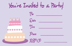 Free Printable Cards Invitations Templates Coupons