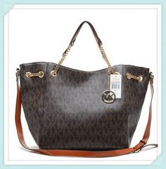 You Can Find Your Favorite Michael Kors Chain Large Coffee Totes In Our Online Shop!