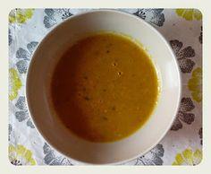 Przewodnik po dietetyce: Zupa krem z soczewicy