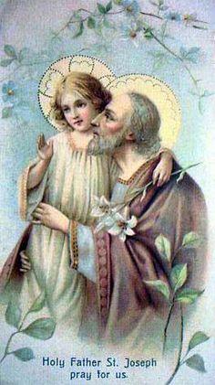 São José Menino Jesus