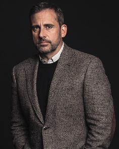 """Nothing to me feels as good as laughing incredibly hard."" - Steve Carell"
