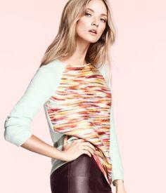 I love sweaters!!!!
