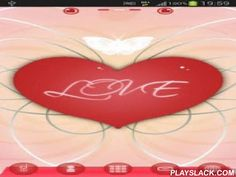 GO Launcher Theme Romantic  Android App - playslack.com , GO Launcher EX Theme Romantic with full of Love Red Heart works only with GO Launcher EX, if you don't have it, download for free from Google Play.Do you like pink or red heart and cute red rose?New cute skin for GO Launcher EX Theme = Hearts pink theme is sweet, emo, and pink them designed specially for girls style. Make you and your lover full of sweet and romance or romantic.Red heart and amor for valenine's day, download for…