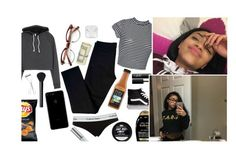 """""""OOTD :: Cassidy"""" by sexyyyanons ❤ liked on Polyvore featuring beauty, J Brand, Calvin Klein, Urban Decay, Vans, H&M, Organix, NARS Cosmetics and NYX"""