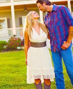 Blake & Miranda <3