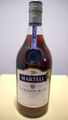 Мал да удал— Martell Cordon Bleu Extra Old Cognac — Вино и покрепче