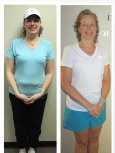 """Joan dropped 32 pounds and three sizes in nine months! """"At age 50 I'm stronger than I've ever been in my life!"""""""