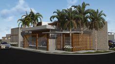 Projeto residencial Januária! #Escritóriovidaverde #arquiteturaepaisagismo #AnaPaulaArquiteta #FrancieleOliveira
