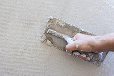 Putz ist nicht gleich Putz! Für jede Arbeit gibt es den passenden Putzmörtel. Doch wann welchen nehmen? Hier alle Putzarten im Überblick!