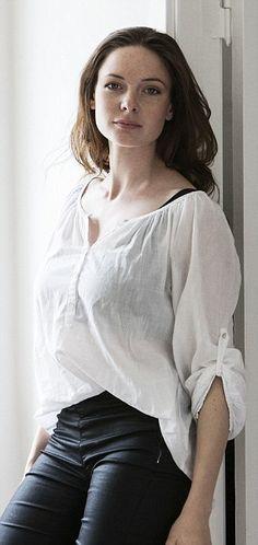 25f882787e4f BAZ BAMIGBOYE: Holy Smoke! Actress Rebecca Ferguson creates more drama at  the Vatican