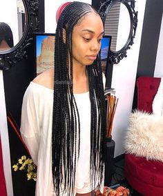 "294 Likes, 2 Comments - ProtectiveStyles (@protectivestyles) on Instagram: ""@stacyomoyoruba Did my babes ( @themindofmutiny ) braids today. Follow @godsfingers for different…"""