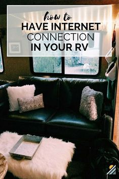 When you're traveling full-time in your RV and working from the road, having internet is a must. These RV internet solutions will help keep you connected so you can work and play. From a cell booster, Travel Trailer Living, Travel Trailer Camping, Rv Travel, Travel Trailers, Travel Hacks, Travel Packing, Solo Travel, Budget Travel, Travel Guide