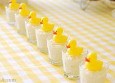 Rubber Ducky Baby Shower Food Ideas - PinkDucky.com