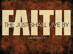 Galatians 3.11