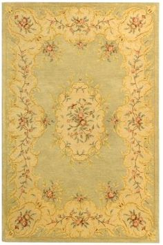 This is the rug that I would choose to use for the living room. It is the only modern type piece that I would use in the apartment