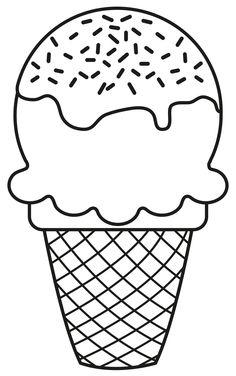 uy que rico c emoji pinterest clip art ice rh pinterest com au ice cream clipart black and white ice cream cone clipart black and white